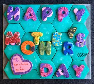 mother's day cookie puzzle